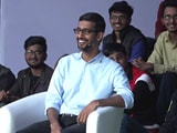 Video : Yes, I Bunked Classes, Says Sunder Pichai At IIT-Kharagpur