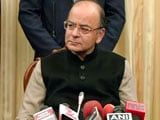 Video : 97% Of Banned Notes Back In Banks? 'I Don't Know' Says Finance Minister