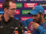 Video : 5 Times Dhoni Stumped Us With His Wit