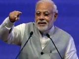 Video : At Pravasi Bharatiya Divas, PM Narendra Modi Slams 'Black Money Worshippers'
