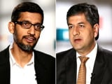 Video : Power Talk With Google CEO Sundar Pichai