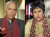 Video: Don't Link Kashmir Lull To Notes Ban, Worse Yet To Come, Warns Yashwant Sinha