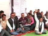 Video: Madhya Pradesh Panchayat Secretaries On Strike, Villagers Left Jobless