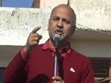 Video: Arvind Kejriwal For Punjab Chief Minister? Sisodia Comment Fuels Speculation