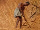 Video : Kerala Man, Semi-Paralysed, Has Dug For 3 Years. Finally, He Has A Road