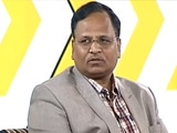 Video : Breaking Traffic Law, Especially In Delhi, Considered A Symbol Of Power: Satyendra Jain