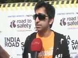 Video : Bengaluru People Came Forward To Voice Their Support For #RoadSafety