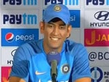 Video : I Have Always Believed That Split Captaincy Doesn't Work, Hence Stepped Down: MS Dhoni