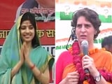 Video : It May Be Dimple Yadav And Priyanka Gandhi Who Talk Alliance: Sources