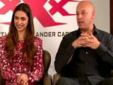 <i>xXx 3</i>: Was Vin Diesel Prepared For The <i>Lungi Dance</i> Experience?