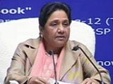 Video : Amid Low Key Birthday, Mayawati's High Spirited Attack On Rivals