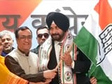 Video: 'My Ghar Wapasi,' Says Navjot Sidhu As He Joins Congress