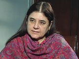 Video: As Serial Child Rapist With Jail Record Is Arrested, Maneka Gandhi Has A Question