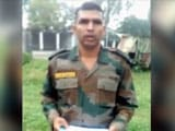 Video : Army Orders Psych Evaluation Of Jawan Who Alleged Harassment In Video