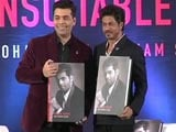 Video: He Is Different And Runs Wild, Free: SRK On KJo's 'Greatest Achievement'