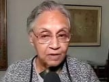 Video: Sheila Dikshit Wants 'Graceful Exit' As Congress, Akhilesh Yadav Tie-Up