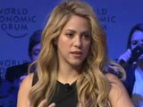 Video: Classmates Said I Sing Like A Goat, Owe Career To Parents, Shakira Tells Prannoy Roy