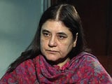 Video: Maneka Gandhi On Tackling Sex Offenders, Jallikattu