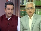 Video : Congress Alliance With Akhilesh Yadav Not A One Night Stand: Salman Khurshid