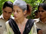 Video: Charged With Murder Today, Indrani Mukerjea Seeks Divorce From Peter