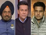Video : It's General Vs Captain In Patiala: Who's Winning The Battle?