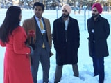 Video: Meet The Global Shapers At Davos