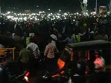 Video: From Torchlight To WhatsApp: At Marina Beach, The Cellphone Is A Powerful Tool