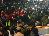 Video : At Chennai's Marina Beach, Thousands Still Protesting For Jallikattu