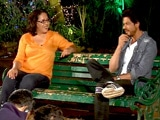 Video : Shah Rukh On Being A Father And Dealing With Stardom