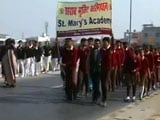 Video : World's Largest Human Chain Formed In Bihar's Pro-Prohibition Drive: Nitish Kumar