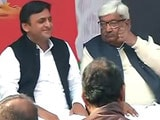 Video : Akhilesh Yadav Alliance Back On, Says Congress