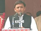 Video : Akhilesh Yadav Releases Samajwadi Party Manifesto