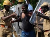 Video: Jallikattu Protests Block Major Roads, Flyovers In Chennai