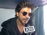 Video : Shah Rukh Khan Made His Last Stop At Mathura