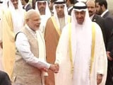 Video: PM Modi Receives Republic Day Chief Guest Crown Prince Of Abu Dhabi