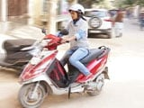 Video : Scooter-Riding Delivery Girls Are Making Heads Turn On Delhi?s Streets