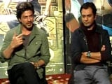 Video : Shah Rukh Khan On Being Raees