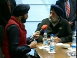Video : Sukhbir Badal And Aloo Ka Paranthas In Rapid Fire Interview
