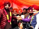 Video: On The Campaign Trail With Navjot Sidhu