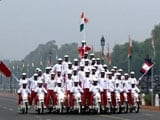 At 68th Republic Day, India Showcases Military Might