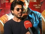 Video : If People Like The Film, Numbers Will Come: Shah Rukh Khan