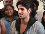 Video : Spotlight: Sidharth Malhotra On Living A Fairy Tale