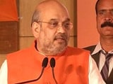 Video: Amit Shah Releases UP Manifesto, Says BJP Will Get Two-Thirds Majority