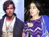 Video : Hrithik Roshan Not To Star With Sara Ali Khan