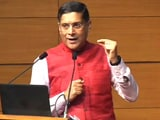 Video : Cash Squeeze To Impact GDP Growth: Arvind Subramanian