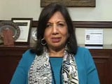 Video : Union Budget 2017: Was Expecting A Bolder Budget, Says Kiran Mazumdar Shaw