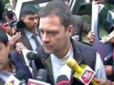 Video: Union Budget 2017: We Were Expecting Fireworks, Got A Damp Squib, Says Rahul Gandhi
