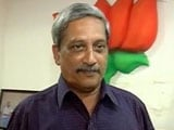Video : 'Anyone Can Contest, Doesn't Mean There's Space,' Says Manohar Parrikar On Goa Elections