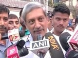 Video : Defence Minister Manohar Parrikar On Why He Has Lost 4 Kg In Delhi