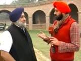 AAP's Jarnail Singh Attends Khalistan Meetings, Alleges Sukhbir Badal